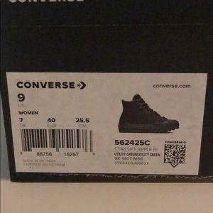 a63cf78cafbae1 Converse Shoes - Converse Street Warmer Ripple High Top Boot